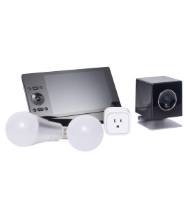 Oomi Home Kit (Cube, Touch, Infinity Dock, Bulb x 2, Plug)
