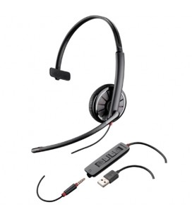 Poly Blackwire C315.1 mono USB headset