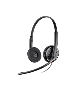 EOL Plantronics Blackwire C320 duo USB headset