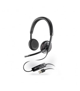 Plantronics Blackwire C520 duo USB headset