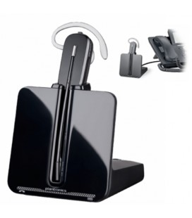 Plantronics CS540 draadloze headset + HL10