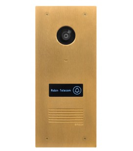 Robin C03071 ClassicLine SIP, 5MP IP Camera 1 toets