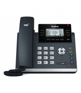 Yealink SIP-T42S Senior IP Phone met PoE - geen PSU