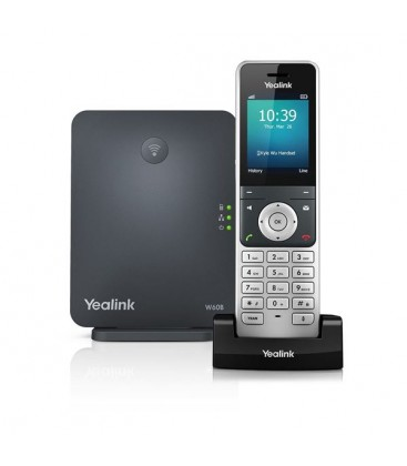 Yealink W60P DECT Handset and Base Station