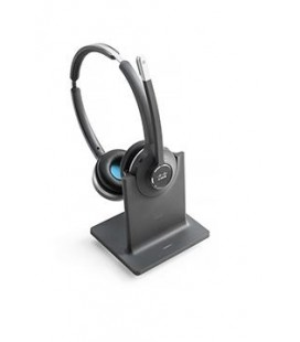 Cisco 562 Wireless Dual Headset + Base