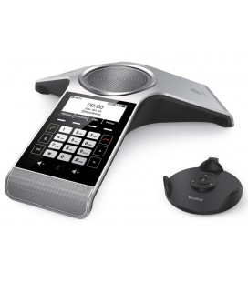 Yealink CP930W W60B DECT IP Conference Phone