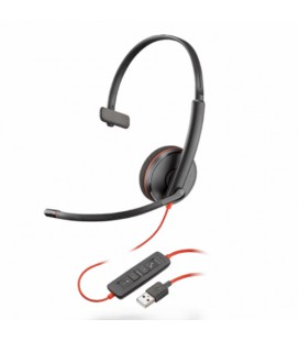 Blackwire C3210 USB-A Mono Headset