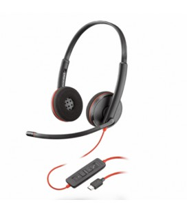 Blackwire C3220 USB-C Duo Headset