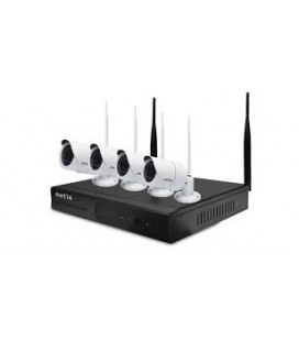 Netis SEK204 Wireless IP Camera & NVR Security Kit