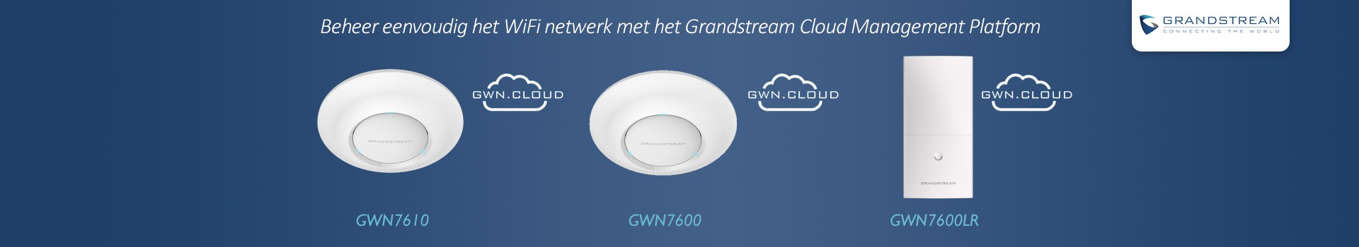 GWN-cloud Grandstream