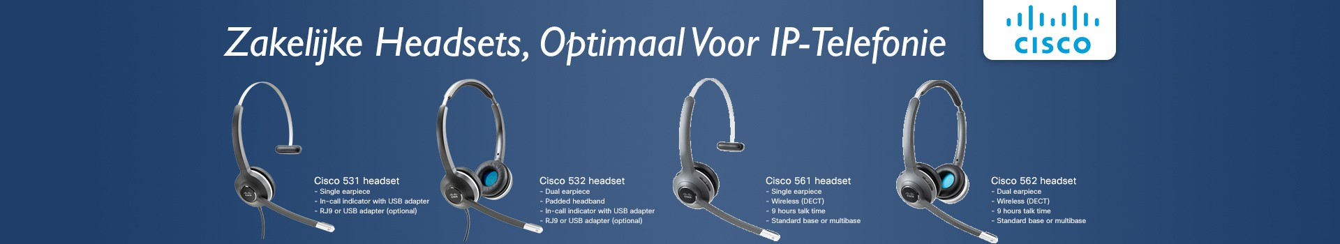cisco headsets 500 serie